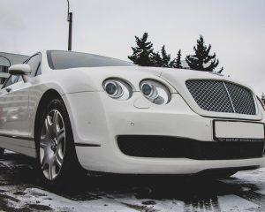 Аренда Bentley continental flying spur на свадьбу в Санкт-Петербурге