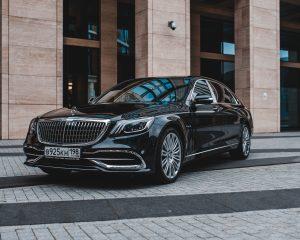 Аренда Mercedes Maybach черный 2019 на свадьбу в Санкт-Петербурге