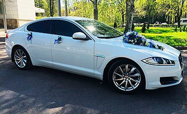 Jaguar XF restyling